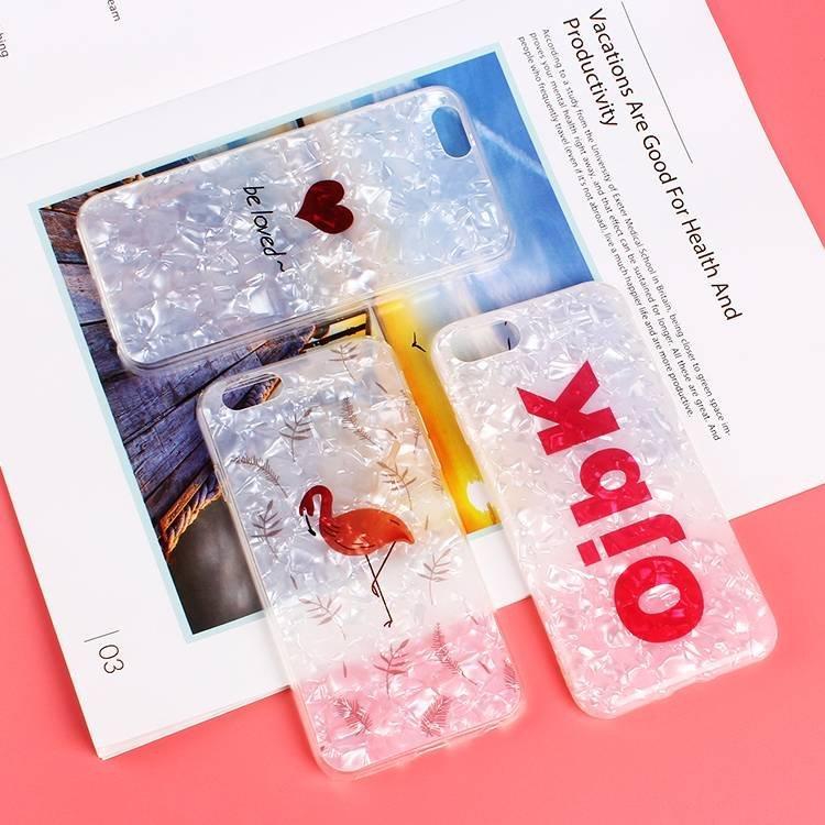Transparent TPU Case Wholesale for iPhone 6/7/8