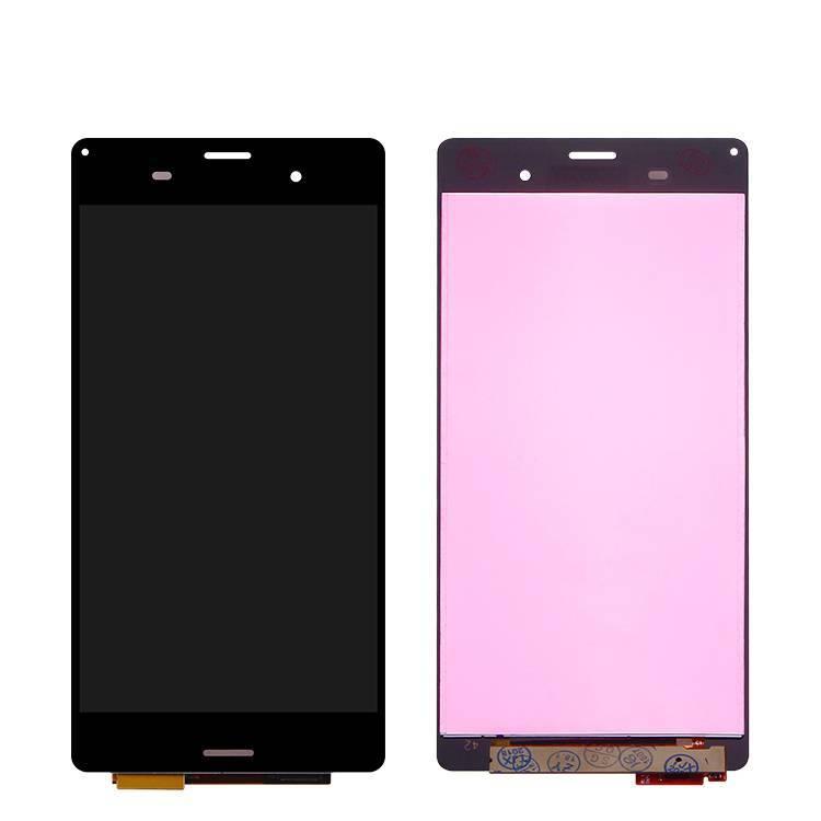 LCD Pantalla táctil LCD con digitalizador Asamblea para Sony Xperia Z3