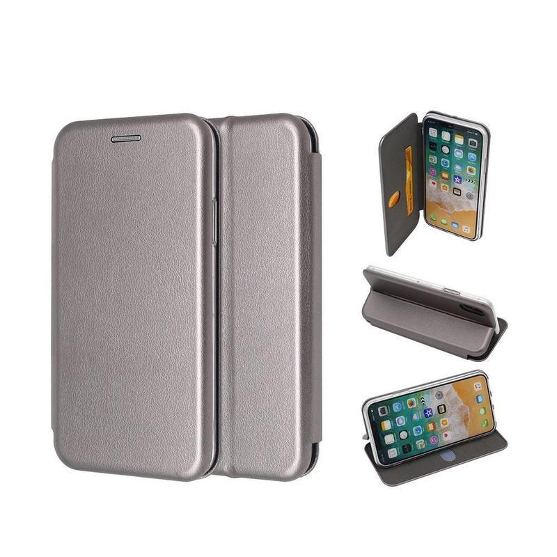 Cartera iPhone X con funda plegable y portatarjetas plegables