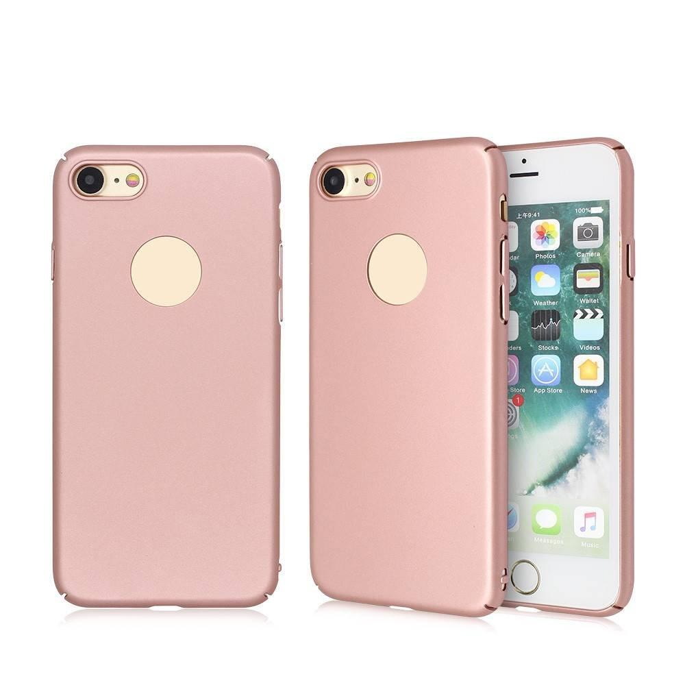 Slim iPhone 7 Case hecho de material Rbberized PC