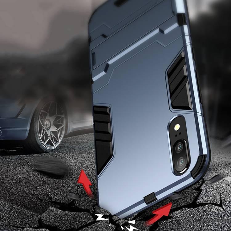 Estuche Protetctive Hybrid para Huawei P20 lite